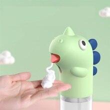 Dispenser Sterilizer Hand-Washer Kitchen-Accessories Foaming Bathroom Automatic Cartoon