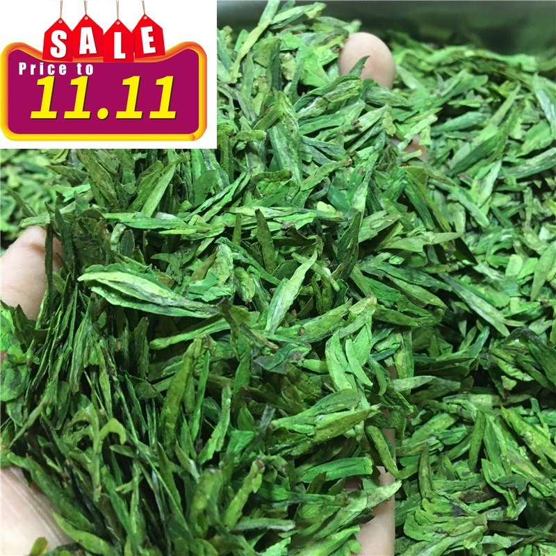 2019 7A Early Spring Dragon Well  Chinese Xihu LongJing Green Tea  Fresh Natural  For Health Care Lose Weight