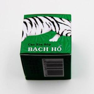 Image 4 - Neue 2019 Rot Weiß Tiger Balm Schmerzen Relief Muscle Salbe Magenschmerzen Massage Reiben Muskel Tiger Balm Schwindel Ätherisches Balsam
