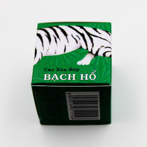 Image 4 - New 2019 Red White Tiger Balm Pain Relief Muscle Ointment Stomachache Massage Rub Muscular Tiger Balm Dizziness Essential Balm