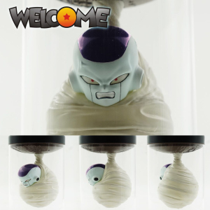 Image 2 - Tronzo Daruma Design Dragon Ball Super Freeza In Hell PVC Action Figure Funny Decoration Freeza Lamp Light Model Toys Gifts