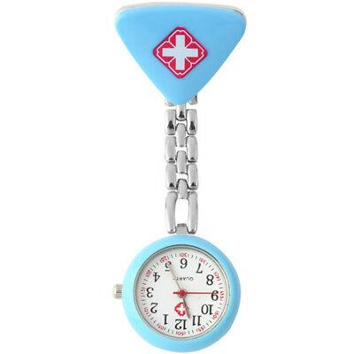Brooch watches Doctor Nurse Pocket quartz Nurse Pocket Watch Multi-stilb 99 S0237 sent from Italy