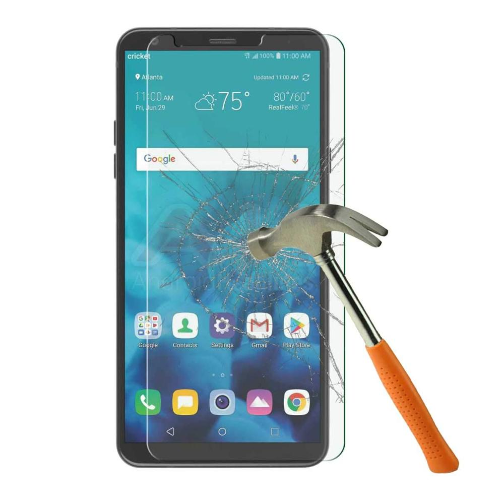 2.5D 9H Screen Protector Case For LG Stylo 4 Tempered Glass For LG Q Stylo 4 LG Q Stylus LM-Q710MS Glass HD Protective Film