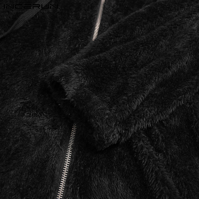 Hooded Fleece Onesie For Men 5
