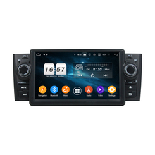 "KLYDE 7"" 8 Core Android 9.0 Car DVD Player For FIAT LINEA 2007-2013 Deckless Car Audio Stereo Radio Car Multimedia Player"