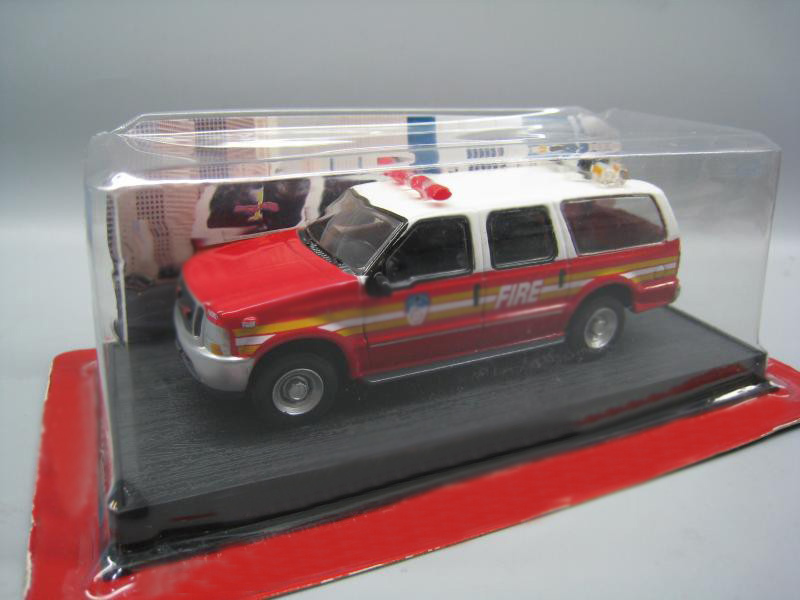 Special Offer  1:50  USA 2004  Fire Truck Model  Alloy Collection Model