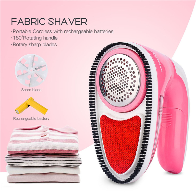 USB Rechargable Shaver Clothes  Lint Remover Electric Clothes Lint  Fabric SweaterFuzz Remover Pellets Cut Machine Pill Remove