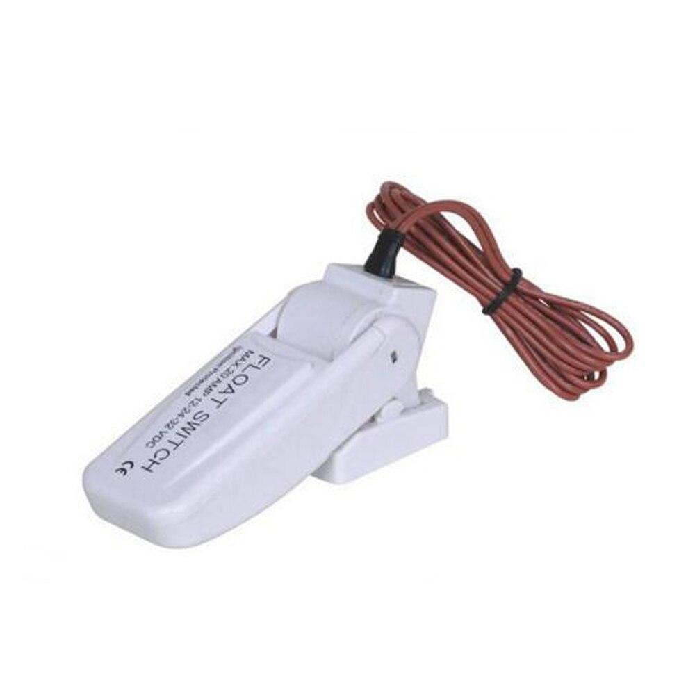 Interrupteurs à flotteur automatique de cale LG-1006B 12-24-32VDC 20Amp contrôle de niveau d'eau interrupteur flottant pompe à courant continu commutateurs automatiques pièces d'auto