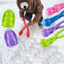 Cartoon Duck Snowball Maker Clip Kids Winter Outdoor Sports