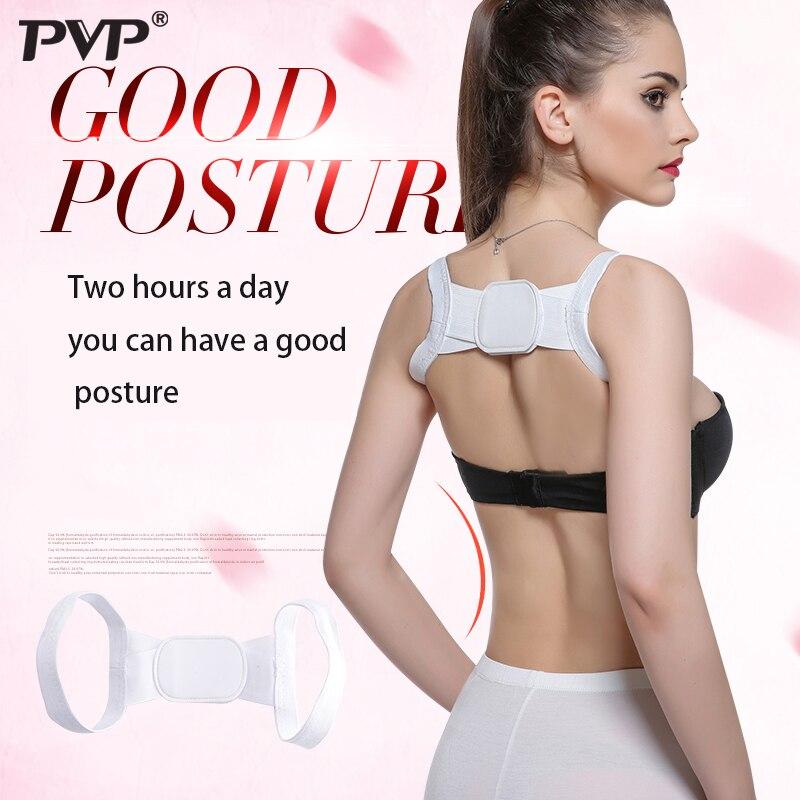 Back Belt Back Brace Support Shoulder Belt Corrector Rectify Straighten Posture Correction Orthopedic Beauty Corset