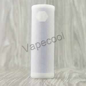 Image 5 - Silicone case for Eleaf IJust 3 kits case rubber Cover Skin Warp Sticker Sleeve shell hull damper vape pen mod shield