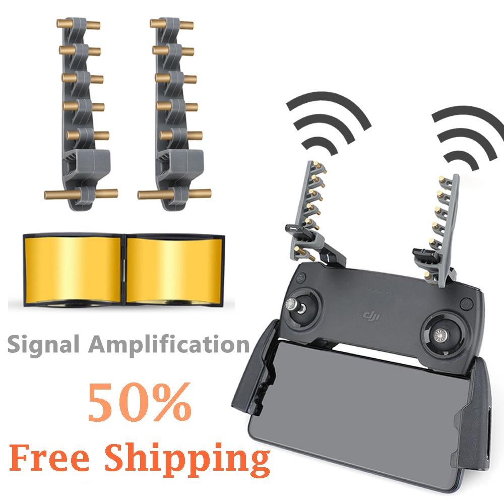 Antenna-Amplifier Signal-Booster Se-Accessories Range-Extender Fimi X8 Mini/mavic 2-Pro/air-Remote-Controller