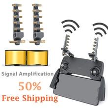 Усилитель антенны для Mavic Mini/Mavic 2 Pro/AIR пульт дистанционного управления усилитель Сигнала Антенна расширитель диапазона FIMI X8 SE аксессуары
