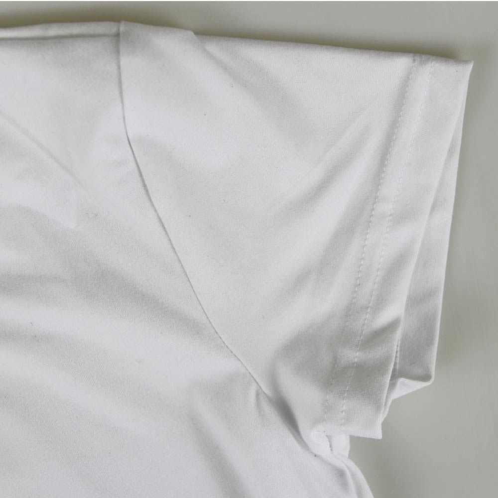 Phụ nữ Áo Mùa Hè Ngắn-Áo Thun Nữ Tay Ly Rượu TEE Áo Sơ Mi Ulzzang Bông Tai Kẹp Nữ TEE Plus Kích Thước Camiseta Mujer trắng Top