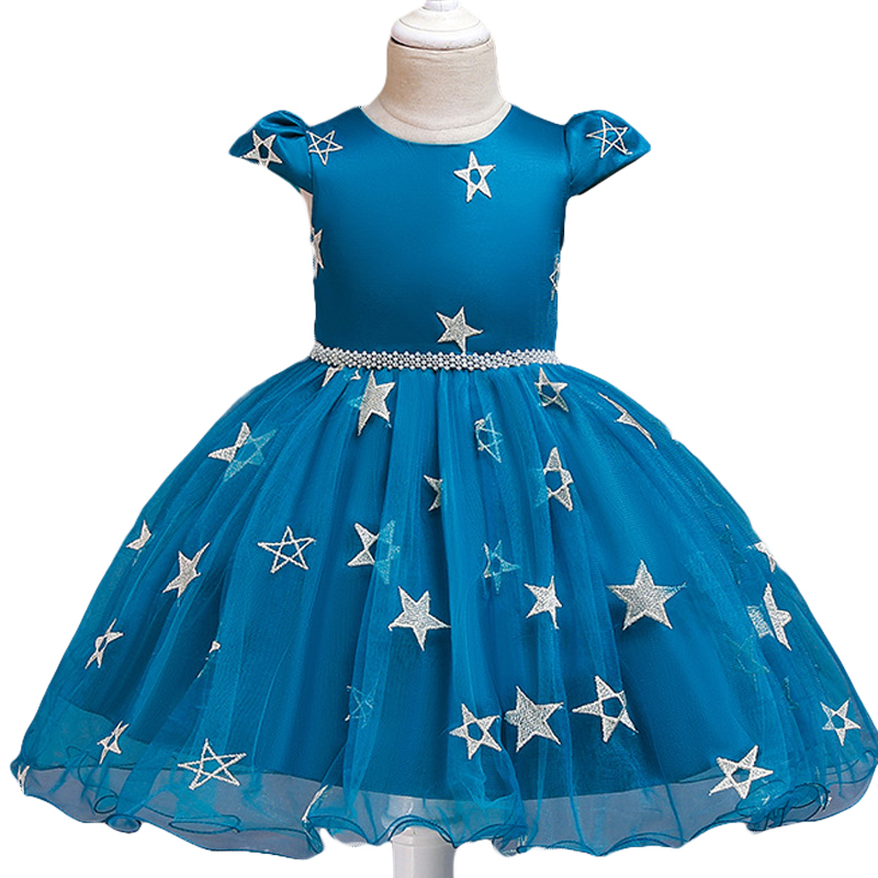 Girls Witch Halloween Christmas Toddler Kids Tutu Dresses Baby Children Clothing Princess Dress Party Costume Clothes 1 2 4 6 8Y 6