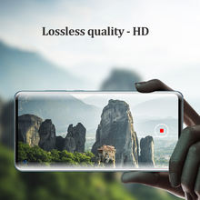 Camera Protector For OnePlus 8 7 Pro Metal Lens Protective Ring+Tempered Glass Camera Lens for One plus 8 7 Pro Screen Protector