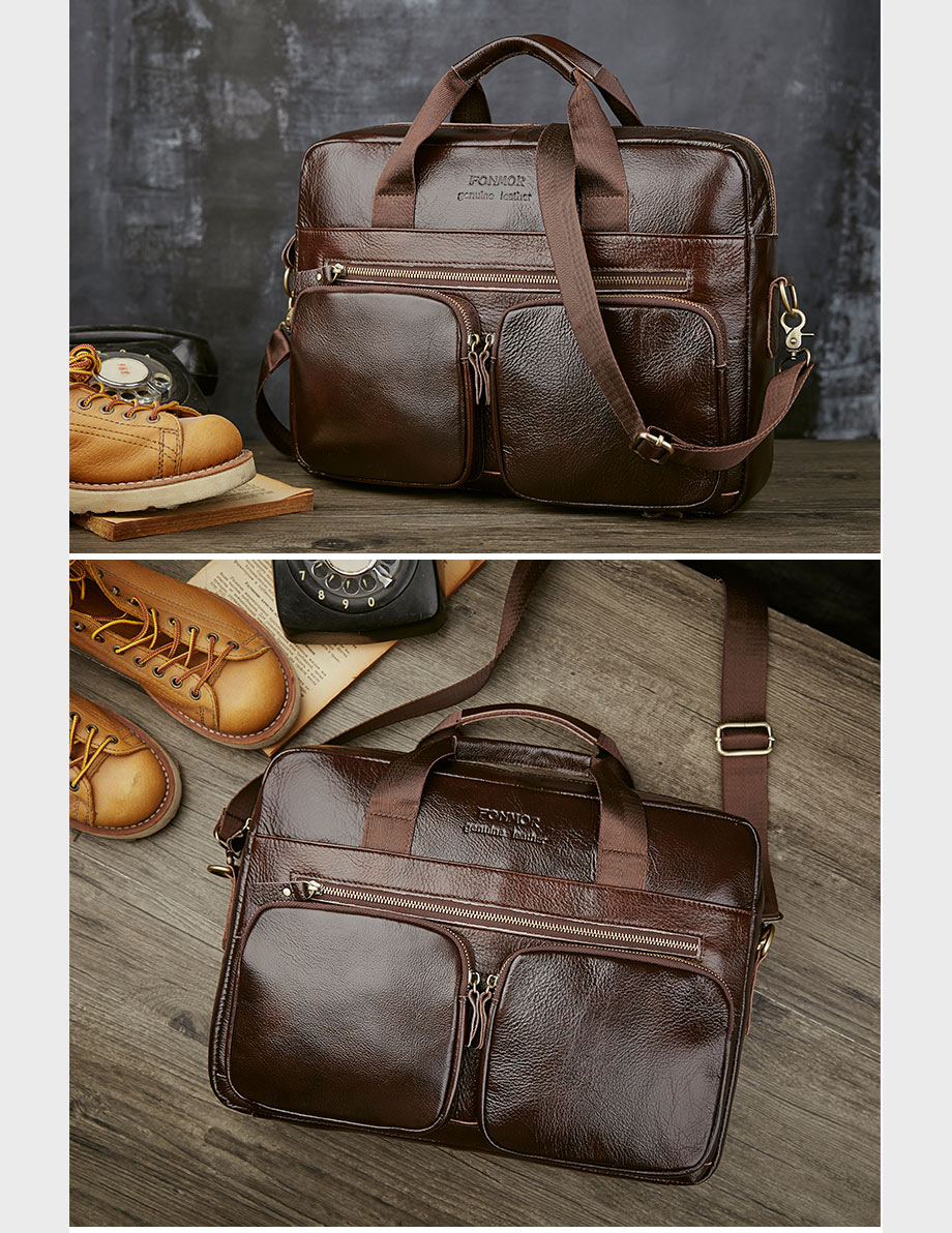 negócio conjunto homem mensageiro saco do vintage crossbody saco bolsas