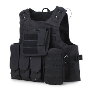 Image 3 - NIJ IIIA Army Military Tactical Body Armor Bullet Proof Vest