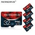 100% оригинальная карта памяти micro sd 32 Гб 64 Гб 128 Гб micro sd карта 8 Гб 16 Гб cartao de memoria флэш-накопитель usb мини sd карта