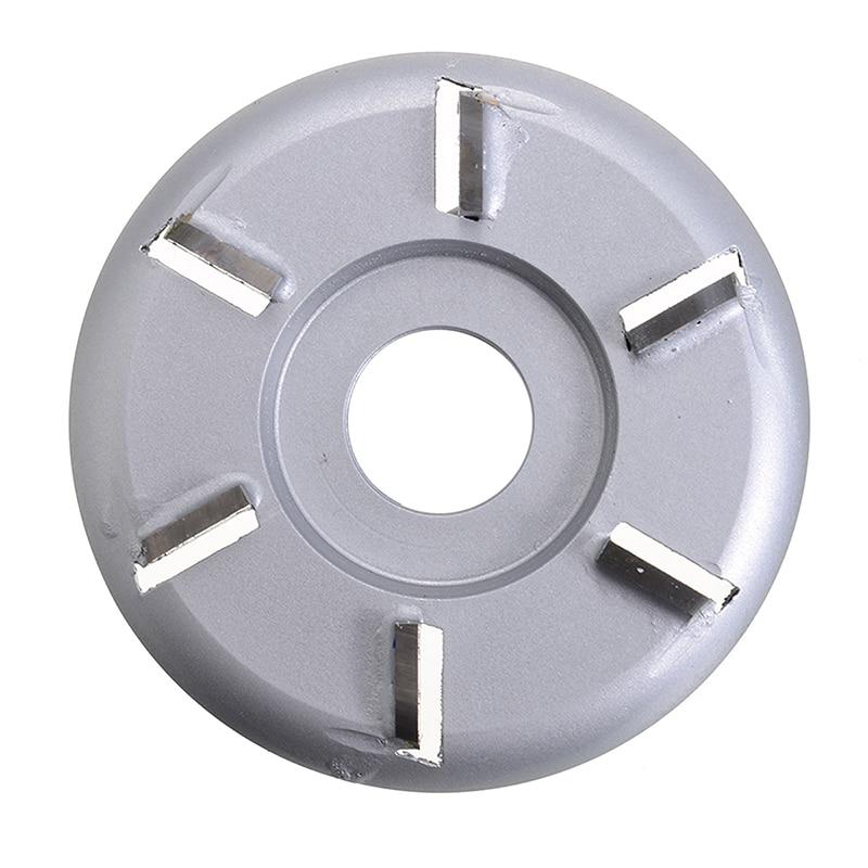 90mm Wood Sanding Carving Grinder Grinding Wheel Angle Grinder Disc Wood Carving Disc Abrasive Tool For 22mm Angle Grinder
