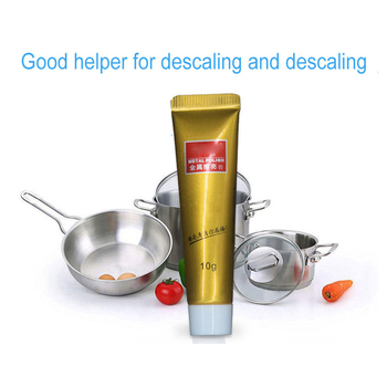 2Pcs/set of metal scratch repair cream multifunctional cleaning Cream Ultimate Metal Polish Cream Cleaning Agent / Curing TSLM1 image