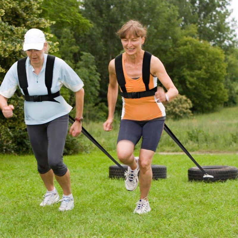 Esportes velocidade correndo treinamento arnês colete peso