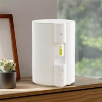High Quality Air Humidifier Aroma Diffuser Oil Ultrasonic Fog Quiet Aroma Mist Maker Home Water Diffuser for Home Office