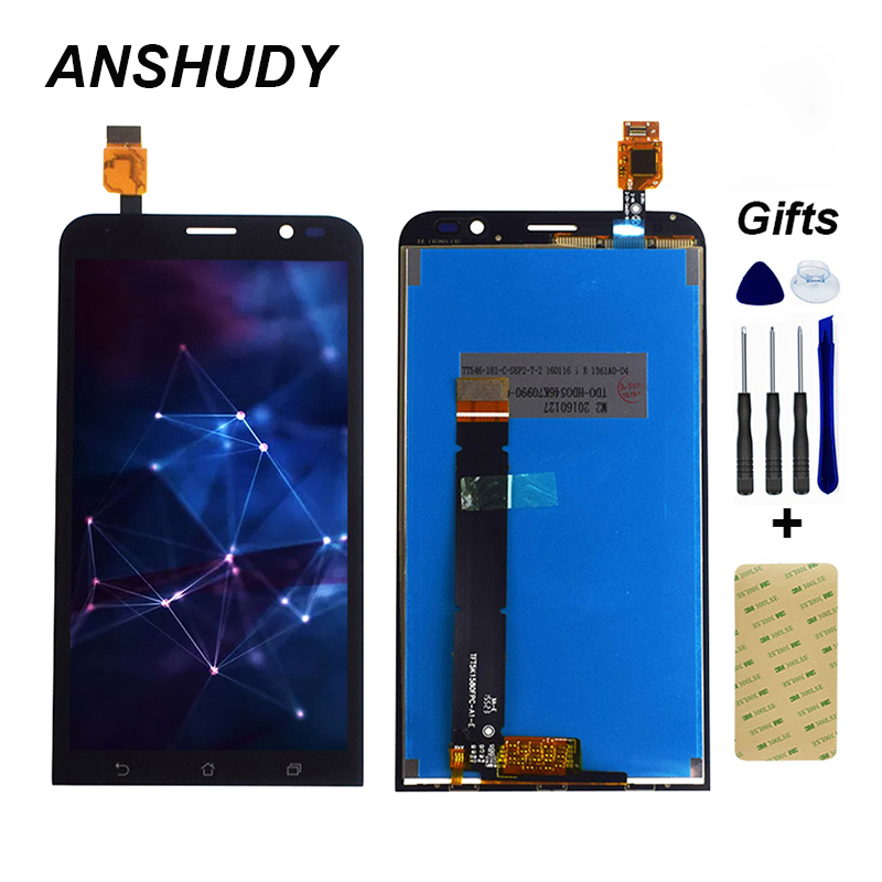 For <font><b>Asus</b></font> ZenFone Go TV ZB551KL <font><b>X013D</b></font> X013DA X01 LCD Display Panel Screen Module Monitor + Touch Screen Digitizer Sensor Assembly image