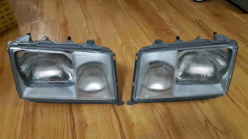 Headlight Front Light For Mercedes Benz W124 E200 E260 E280 E300