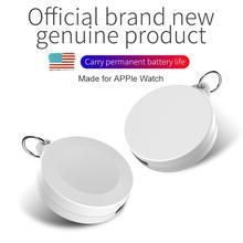 Small Wireless Charger for Apple Watch 1 2 3 4 Charging  Portable Travel Outdoor QI