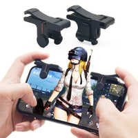 PUBG Mobile Phone Shooter Controller Left Shot Gaming Trigger Portable C9 Quick Shooting Game Fire Button Gamepads Triggers 2019