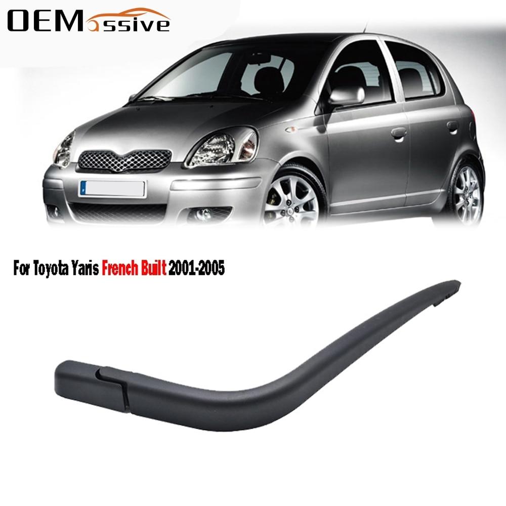 Rear Wiper Arm /& Blade Toyota Yaris 2001 2002 2003 2004 2005 French made models