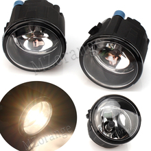 For NISSAN TIIDA SC11X CUBE Quest 2006 2007 2008 2009 2010 2011 2012 Fog Lights Lamp Assembly Super Bright Light 55W