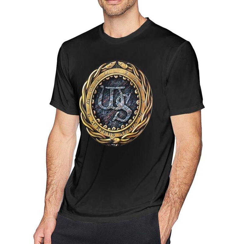 Whitesnake T Shirt Whitesnake New Design T-Shirt Short-Sleeve 100 Percent Cotton Tee Shirt Funny Tshirt