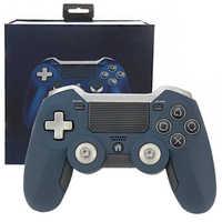 Mando inalámbrico Bluetooth para mando PS4, consola mando ps4 para Playstation Dualshock 4, ajuste para ordenador PS3