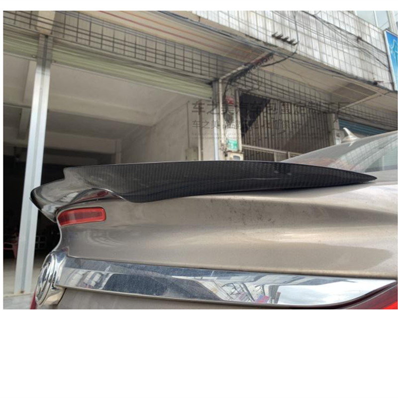 For Opel insignia Spoiler carbon fiber Material Car Rear Wing  Rear Spoiler For Opel insignia Spoiler 2010 2011 2012 2013 2014