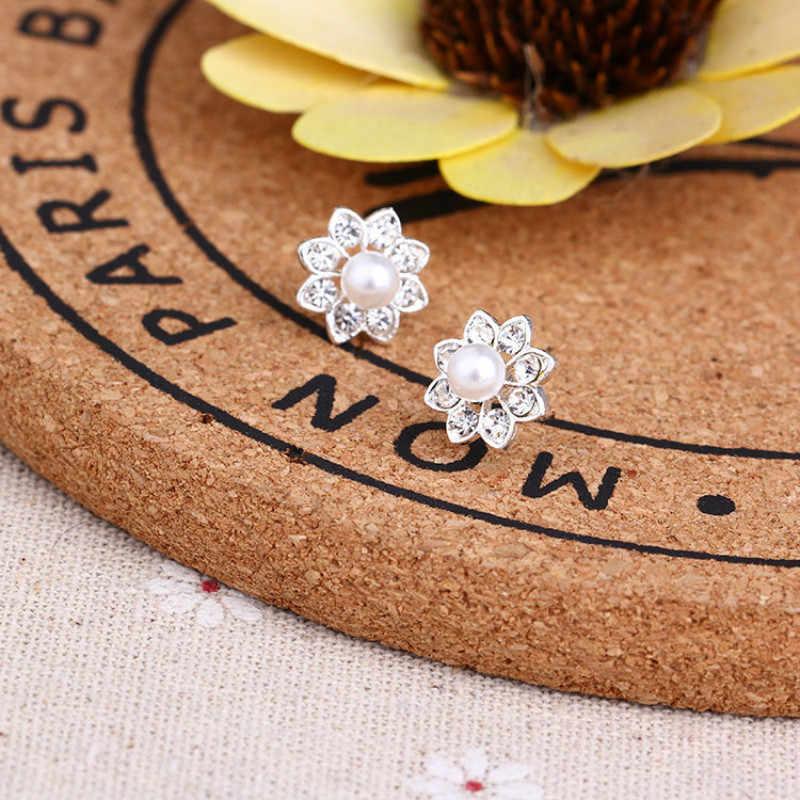 1Pcs ארנב אופנה עגילים עם יהלומים אוזן הרבעה המפלגה טובות לחג האהבה מתנות אורחים לטובת צד מזכרות