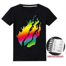 Prestonplayz Children Clothes T-shirts Cute T shirt Tee for Boys
