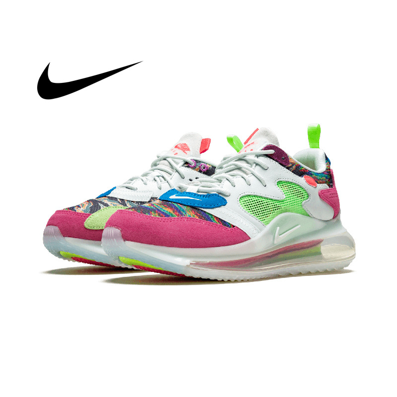 Nike Air Max 720 Betrue OBJ Men Running Shoes Outdoor Sports Sneakers 2019 New Athletic Footwear Jogging