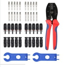 SOLAR TERMINAL CRIMP TOOL SET 2546B CRIMP PLIERS Hand tool set kits LY 2546B MC4 Solar Connectors Plier PRESS PLIERS