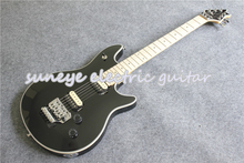 High Quality Wolfgang Style Electric Guitar Maple Fretboard EVH Guitar Electric Custom Guitar Kit Available стоимость