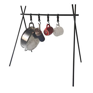Light-Tools Storage-Rack Cookware Campsite Hanging-8kg Outdoor Hooks Bearing Weight