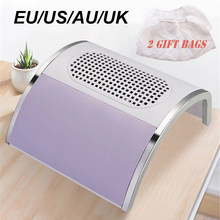Nail Dust Vacuum Cleaner Nail Dust Collector All for Manicure Extractor Fan for Manicure for Nails Vacuum Cleaner Dust Collector