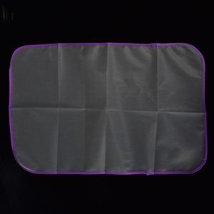 Hot 1pc Ironing Board Cover Protective Press Mesh Iron for Ironing Cloth Guard Protect Delicate Garment Clothes Home Accessories
