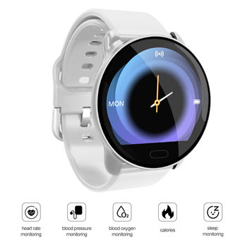 K9 Sports Smart Watch Fitness Tracker Universal Heart Rate Blood Pressure Step Counting Waterproof Multi-functional Watch image