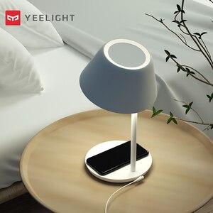 Image 3 - Mới 2020 Bóng Đèn Thông Minh Yeelight YLCT02YL Đèn Bàn LED 6W Để Bàn Wifi Thông Minh Cảm Ứng Âm Trần/YLCT03YL 18W Không Dây củ Sạc Để Bàn
