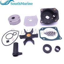 432955 777804 438602 438591 0432955 0438602 0438591 0777804 wasser Pumpe Reparatur Kit mit Gehäuse für Evinrude Johnson O