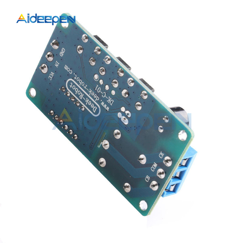 DDC 332 DC 12V Timer Delay Relay LED Digital Relays Trigger Cycle Timer Delay Switch Timing Control Module Board with Car Buzzer in Relays from Home Improvement