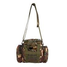 Large-Capacity Road Sub-Package Multi-Purpose Fishing Gear Bag