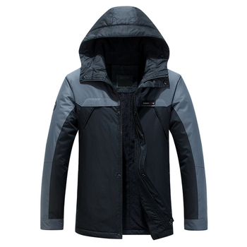 2019 Winter New Casual Good Quality Windproof Waterproof Mens Jackets And Coats